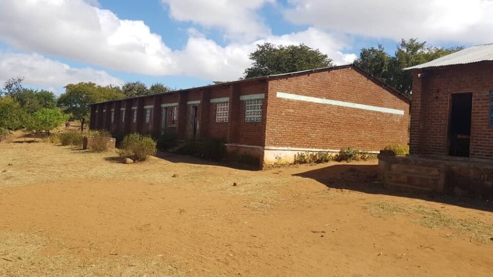 Nkuyu primary classrooms